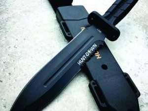 Cuchillo De Caza De Supervivencia De 12″