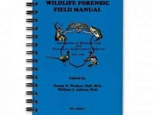 Manual de campo forense de vida silvestre