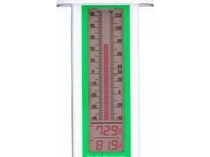 Termómetro de máxima y mínima Durac