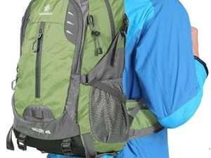 Bolso Morral Camping Supervivencia Vanwalk 40l
