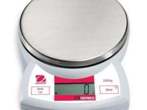 Balanza portátil estándar  OHAUS CS 2000 de 2000g X 1g