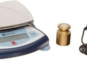 Balanza eléctronica portatil  OHAUS SCOUT PRO DE 600g