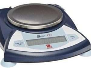 Balanza electrónica portátil  OHAUS SCOUT PRO de 200g