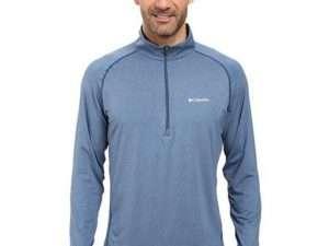Camiseta buso manga larga marca Columbia tuk para montaña