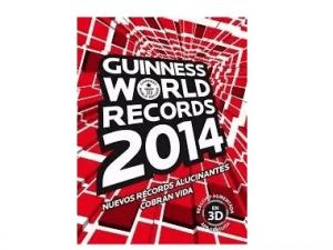 Guinness World Records 2014