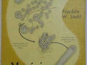 Libro Mecànica De La Herencia Franklin W. Stahl