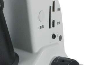 Microscopio Estereo con Zoom Modelo 3078 HD
