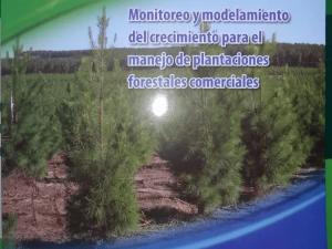 Monitoreo Modelamiento Crecimiento Manejo Plantaciones