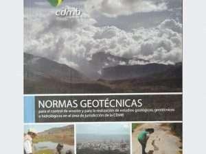 Normas Geotécnicas Control De Erosión