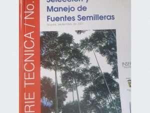 Identificación,selección Y Manejo De Fuentes Semilleras