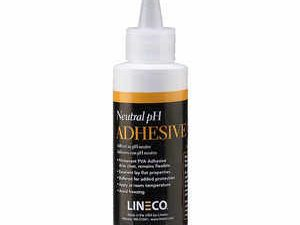 Adhesivo de pH natural blanco 4 Oz  marca lineco