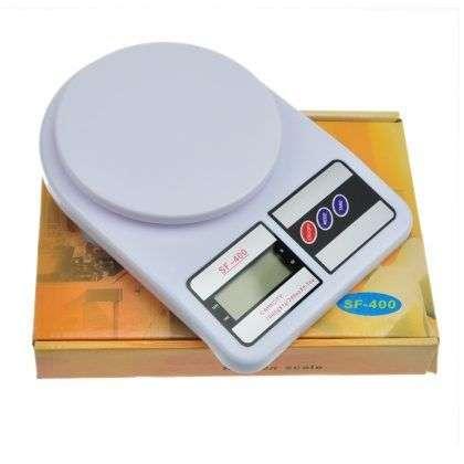 Balanza de cocina electrónica 10 kgSF 400