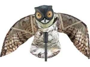 Buho Merodeador para Ahuyentar Aves