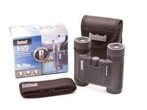 Binoculares Bushnell H2O prismáticos BaK-4  10×25 mm