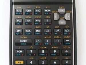 CALCULADORA CIENTÍFICA HEWLETT-PACKARD HP35S