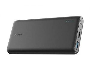 Cargador Alta Capacidad Celulares Tablets Portátiles Anker