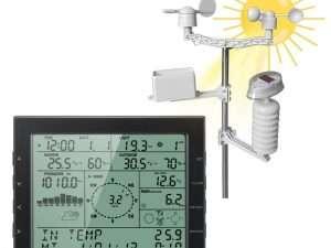 Estación  meteorológica  profesional Excelvan