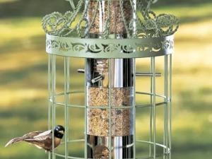 Comedero, cebadero Para Aves Springtime Birdfeeder