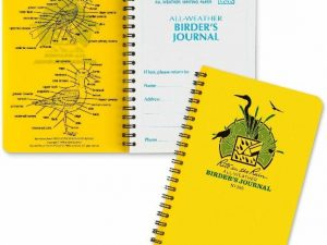 Cuaderno de Campo Espiral Para Ornitologos Marca RITE IN THE RAIN