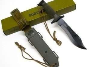 Cuchillo De Supervivencia Marca Survivor 12 Pulgadas