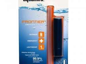 Filtro Purificador De Agua Frontier Para Supervivencia