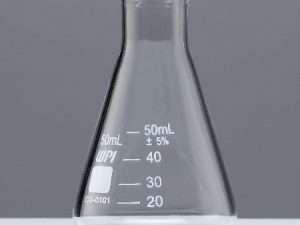 Frasco erlenmeyer 50 ml