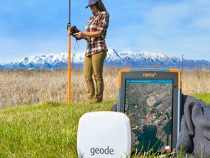 GPS Geode submetrico GNSS