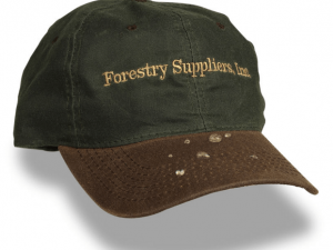 GORRA FORESTRY SUPPLIERS WAXED CANVAS FIELD CAP