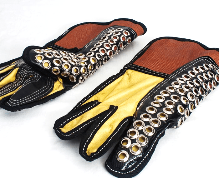 GUANTES ANTICORTES CON TACHES