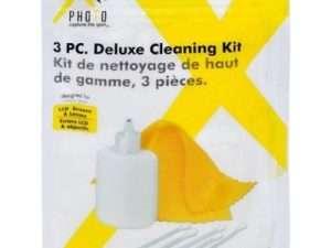 Kit para Limpieza de Lentes, Cámaras y Binóculos