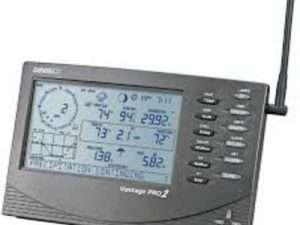 Estación Meteorológica Davis Vantage Pro2