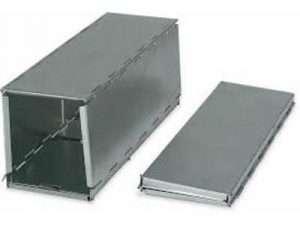 "Trampa Sherman de Aluminio Plegable 2"" x 2 1/2"" x 6-1/2"""