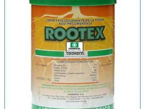 Polvo Soluble Rootex Fertilizante Químico