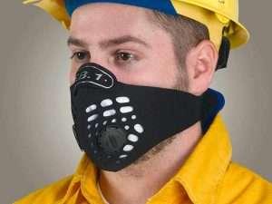 Máscara de Brigada Anti-Incendios