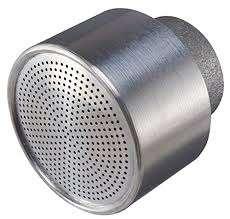 Poma de riego para jardinería de aluminio