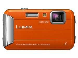 Cámara Panasonic Lumix TS25