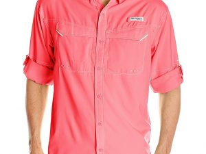 Camisa Columbia Low Drag OffShore Hombre