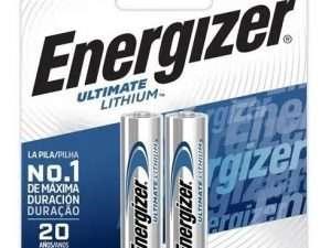 Batería AA Energeizer Lithium Ultimate