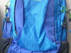 Morral Superviviencia Polo Club color Azul