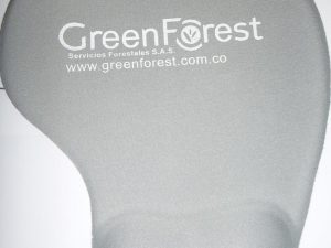 Pad Mouse Greenforest MST-1039G-1