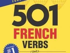 501 Verbos En Francés Barron´s Incluye Cd