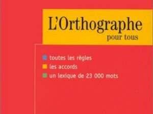 Libro Bescherelle La Ortografía En Francés