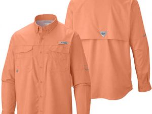 Camisa Columbia hombre Blood and Guts III