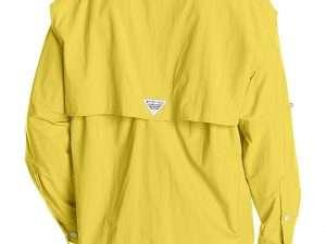 Camisa Columbia Hombre Bahama Ii Amarillo Mineral Camisa Columbia Hombre  Bahama Ii Amarillo Mineral d2f5b0df7af