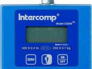 Básculas Colgantes Digitales Capacidad De 50 Lb./25 Kg