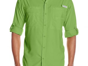 Camisa Columbia Tamiami Ii Pfg Manga Larga