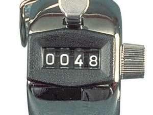 Contador De Cuenta Manual