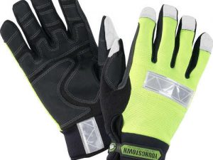 Guantes De Invierno Impermeables Youngstown Safety, Mediano