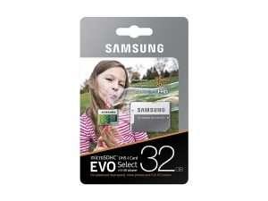 Memoria Micro Sd 32 gb Samsung Evo 95mb/s