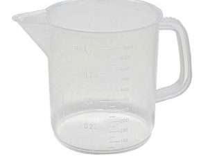 Beakers De Plástico 500 Ml